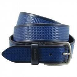Cinturón BE690 piel grabado
