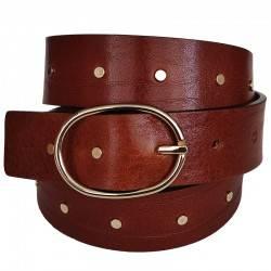 Cinturón MV94151 tachuelas